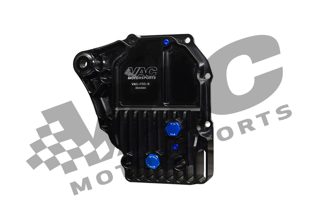 VAC Motorsports Billet Differential Cover, BMW E82/E87/E90/E92/E93 THUMBNAIL