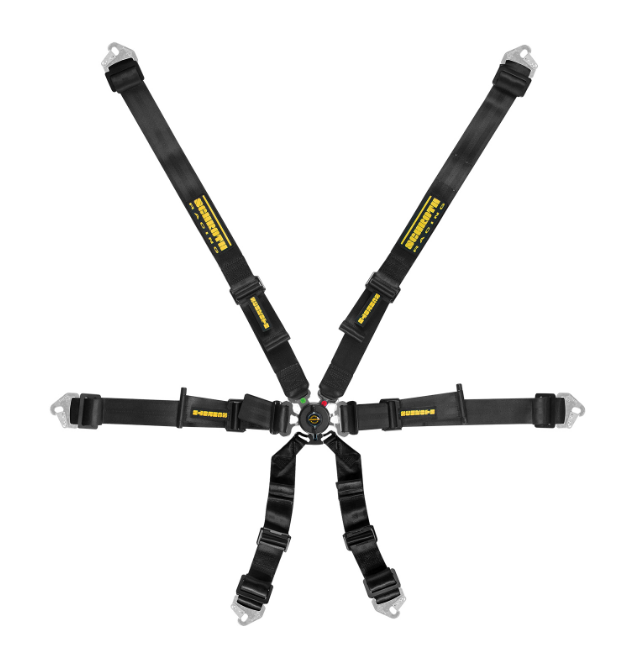 Schroth - Flexi 2x2 6 Point Racing Harness THUMBNAIL