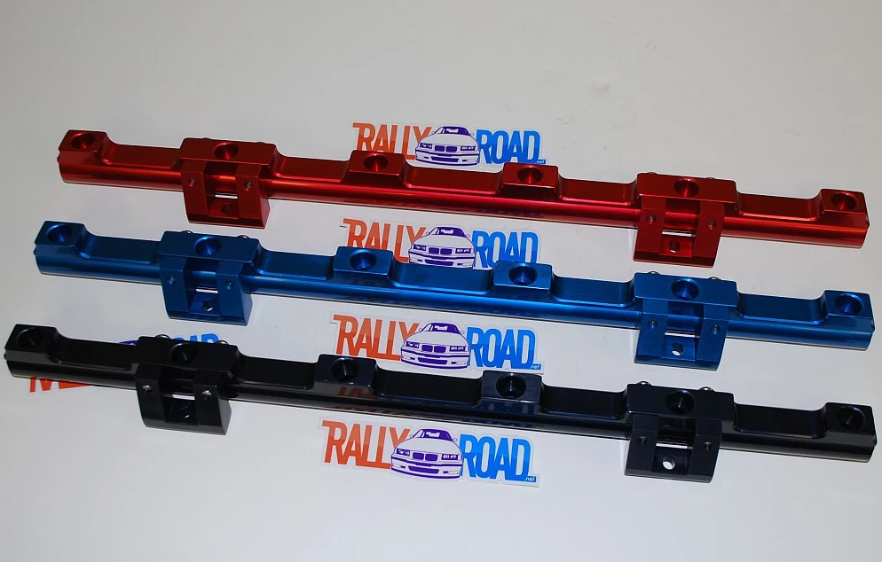 Rally Road - High Flow Billet Fuel Rail SWATCH