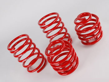 H&R Race Spring Set, BMW E30, All excl. iX