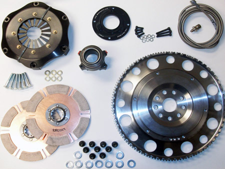 VAC Clutch and Flywheel Kit (BMW M60/M62/S62) V8