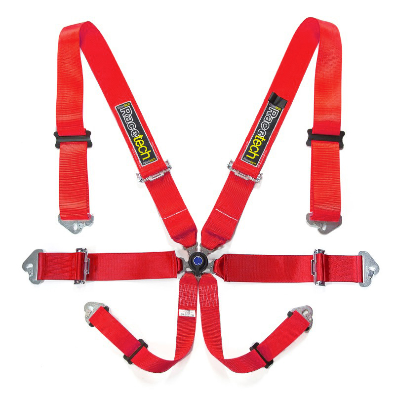 Racetech - Magnum 6 Point Harness THUMBNAIL