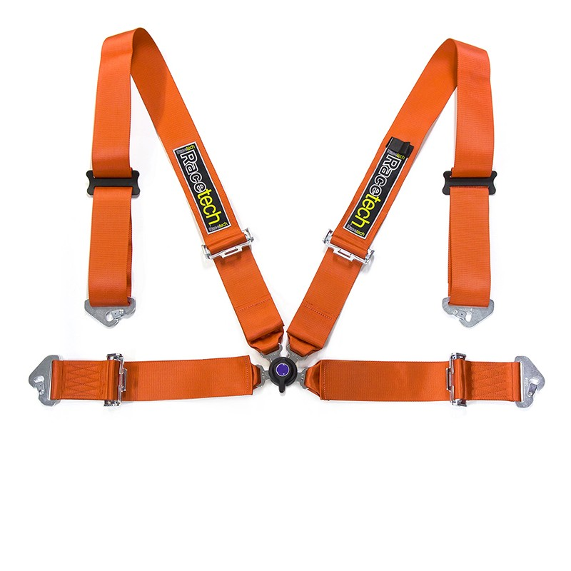 Racetech - Magnum 4 Point Harness THUMBNAIL