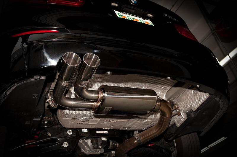 Active Autowerke - Performance Exhaust (BMW F22 / F30 / F32) SWATCH