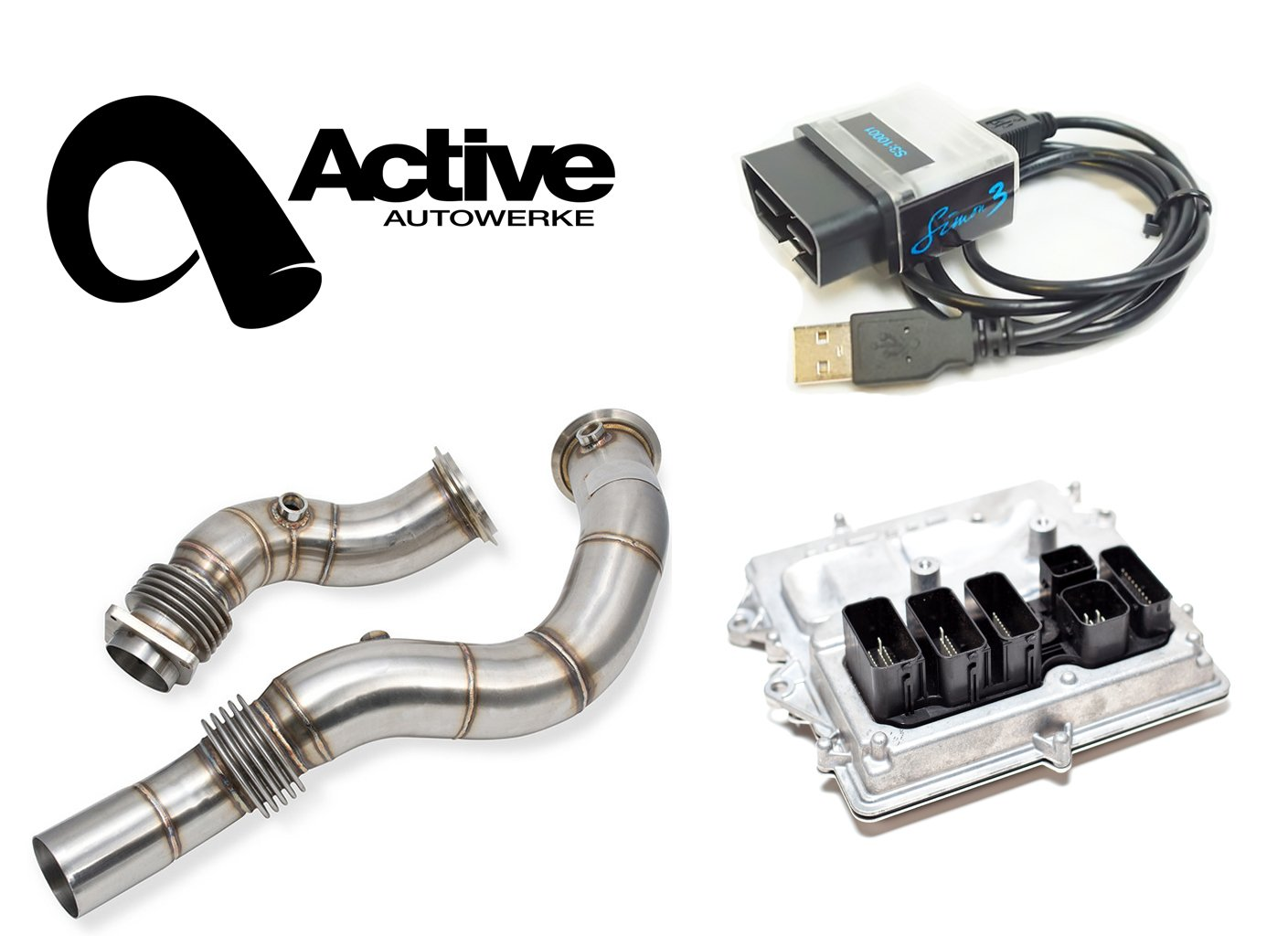 Active Autowerke - Performance Package (BMW F8x M3/M4) MAIN