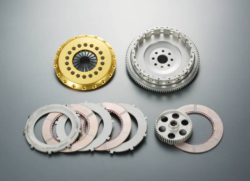 OS Giken - R3C Clutch and Flywheel Kit (E46 M3) THUMBNAIL