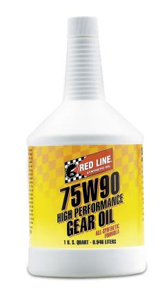 Redline - Synthetic 75W90NS GL-5 Gear Oil (NON Slip) MAIN