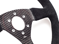 Reverie Carbon Fiber Steering Wheel THUMBNAIL