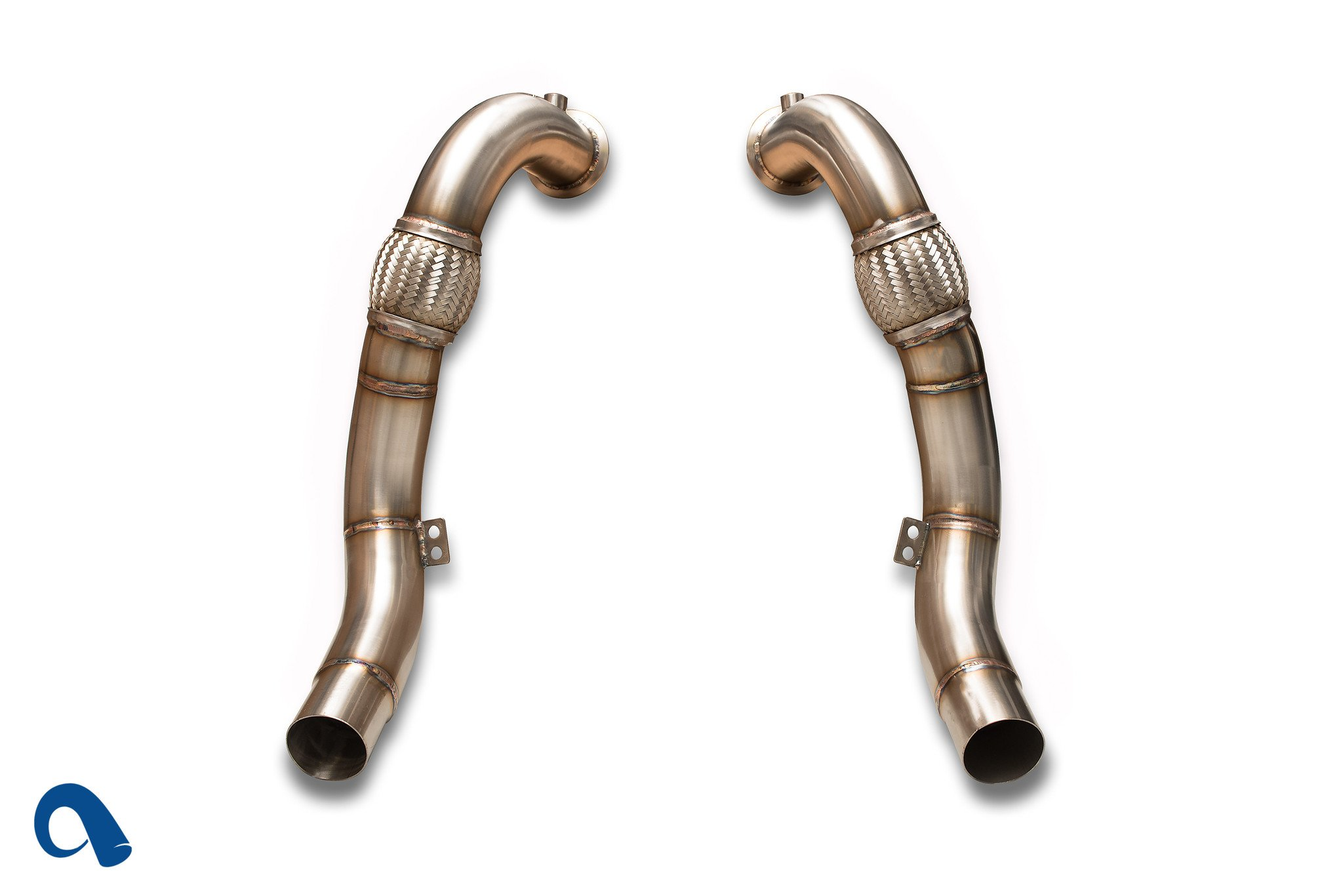 Active Autowerke - Downpipes (BMW Twin Turbo N63) MAIN