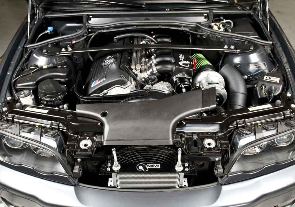 Active Autowerke - Supercharger Kit (BMW E46 M3) SWATCH