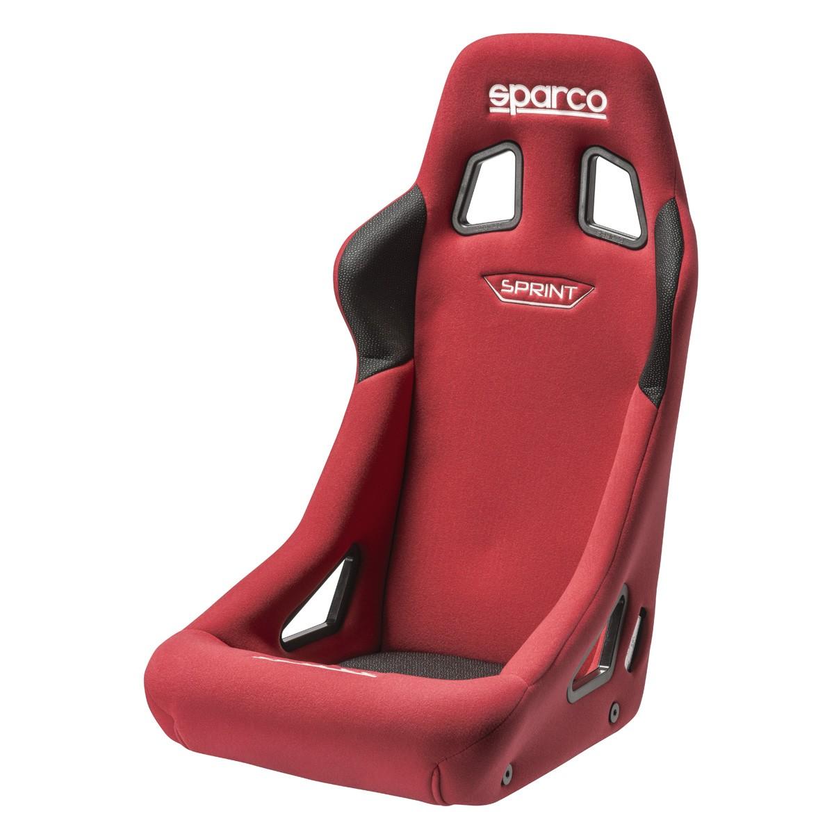 Awe Inspiring Sparco Sprint Race Seat Machost Co Dining Chair Design Ideas Machostcouk