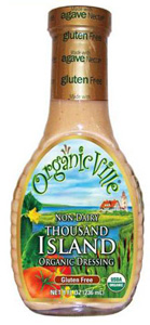 Dairy-Free Thousand Island Organic Dressing by Organicville