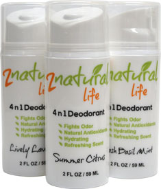 4n1 Deodorant by Z Natural Life