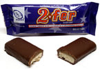 2fer Vegan Candy Bar by Go Max Go Foods **NEW & IMPROVED!**