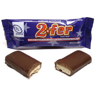 2fer Candy Bar by Go Max Go Foods MAIN