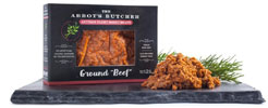 Vegan Artisan Ground Beef by The Abbot's Butcher