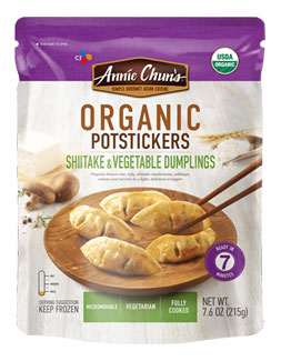 Organic Shiitake & Vegetable Potstickers by Annie Chun's_LARGE