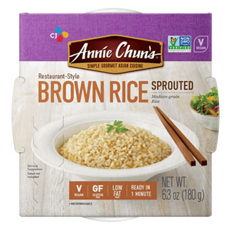 Annie Chun's Restaurant-Style Sprouted Brown Rice MAIN