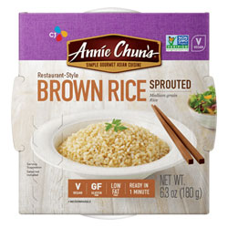 Annie Chun's Restaurant-Style Sprouted Brown Rice THUMBNAIL