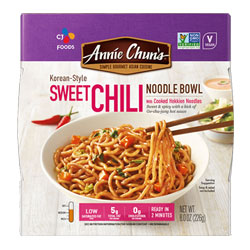 Annie Chun's Korean-Style Sweet Chili Noodle Bowl THUMBNAIL
