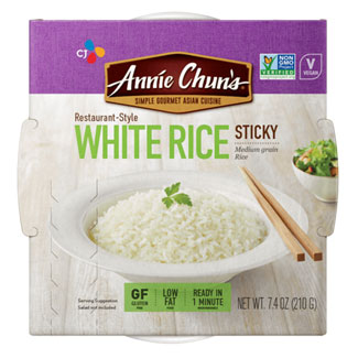 Annie Chun's Restaurant-Style White Sticky Rice MAIN