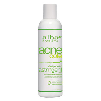 AcneDote Deep Clean Oil-Free Astringent by Alba Botanica MAIN