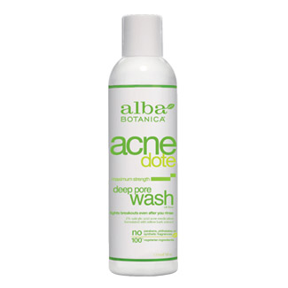 Natural AcneDote Deep Pore Wash by Alba Botanica MAIN