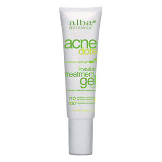 AcneDote Invisible Treatment Gel by Alba Botanica MAIN