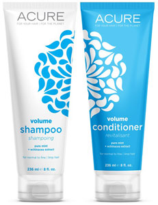 Acure Volume Shampoo or Conditioner