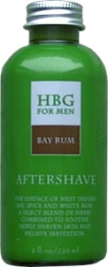 Aftershave for Men by Honeybee Gardens