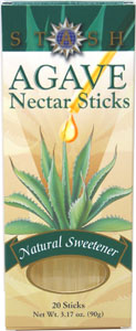 Agave Nectar Sticks