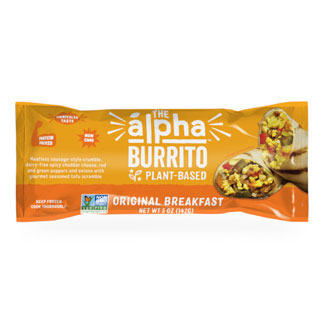 Alpha Original Breakfast Burrito by Alpha Foods MAIN