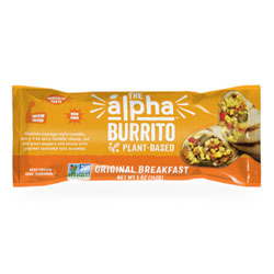 Alpha Burrito Original Breakfast Burrito by Alpha Foods THUMBNAIL