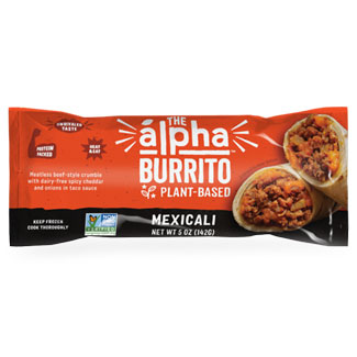 Alpha Foods Mexicali Burrito MAIN