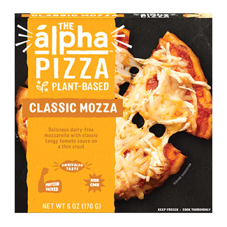 Alpha Pizza Classic Mozza Personal Pizza by Alpha Foods MAIN