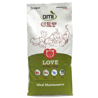Ami Vegan Cat Food - Large 16.5 lb. (7.5 kg) bag MAIN