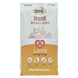 Ami Vegan Dog Food - 3.3 lb. bag of Mini Kibble THUMBNAIL