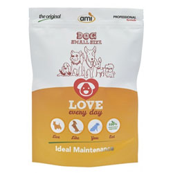 Ami Vegan Dog Food - 600g bag of Mini Kibble THUMBNAIL