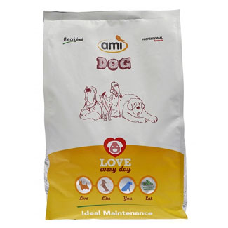 Ami Vegan Dog Food - 6.6 lb. bag MAIN