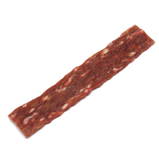 "Vegan ""Jerky Strip"" Dog Chews by Animal Farm MAIN"
