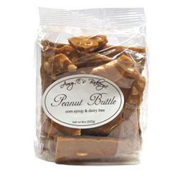 Peanut Brittle by Amy E's Bakery THUMBNAIL