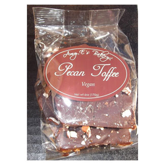 Chocolate Pecan Toffee by Amy E's Bakery MAIN