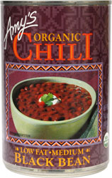 Amy's Organic Black Bean Chili