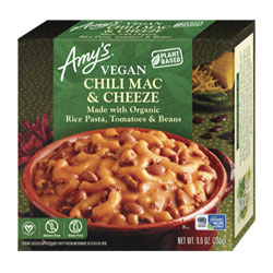 Amy's Vegan Chili Mac & Cheeze THUMBNAIL