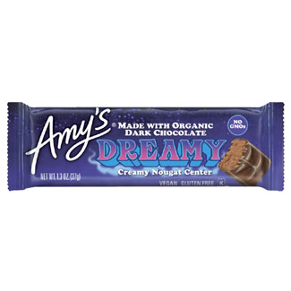 Amy's Dreamy Vegan Candy Bars LARGE