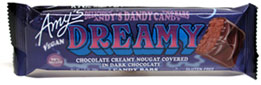 Amy's Dreamy Vegan Candy Bars