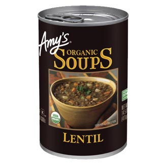 Amy's Organic Lentil Soup MAIN