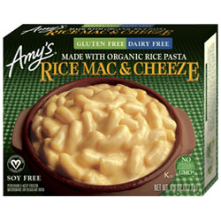 Amy's Rice Macaroni and Non-Dairy Cheeze THUMBNAIL