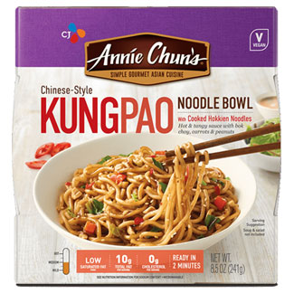 Annie Chun's Kung Pao Noodle Bowl MAIN
