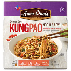 Annie Chun's Kung Pao Noodle Bowl THUMBNAIL